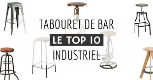 chaise bar industriel 10 tabouret de bar industriel