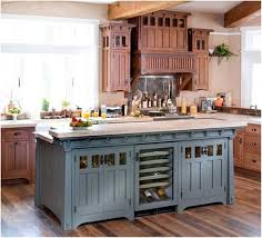 blue kitchen paint color ideas kitchen rustic blue kitchen cabinet