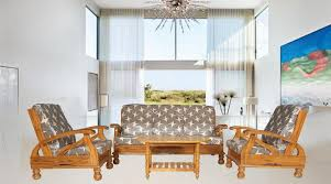 simple living room furniture get simple wood sofa sets for your living room house decoration