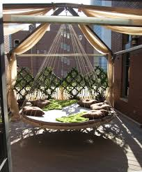 outdoor floating bed outdoor cabana for hanging a floating bed landscaping pinterest