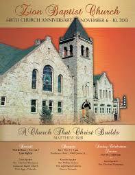 zion baptist church 148th anniversary souvenir book