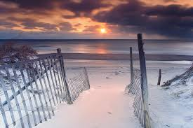 entrance winter photograph by dapixara