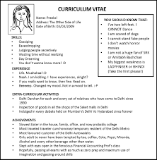 Indian Job Resume Format Pdf by Resume Template Make Online How Create Sample To Write Format