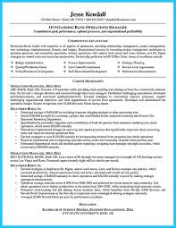 Sample Bank Resume by Resume Samples For Banking Sector Free Resume Example And