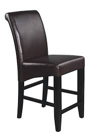 Parsons Chair Leather Amazon Com 24