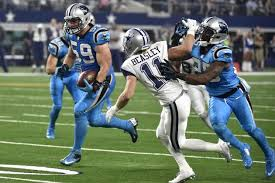 panthers vs cowboys score reaction for 2015