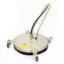 Cleaning Patio With Pressure Washer Rotary Cleaner Pressure Washers Ebay