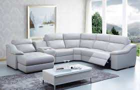 Leather Curved Sectional Sofa by Sofa 3 Piece Modern Reversible Tufted Bonded Leather Sectional