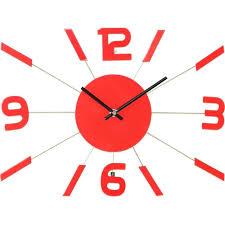 horloge pour cuisine moderne horloge pour cuisine daccoration horloge murale design pour
