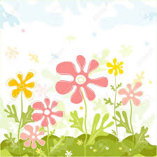 design clipart spring pencil and in color design clipart spring