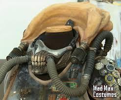 Gas Mask Costume Immortan Joe Mask Mad Max Costumes