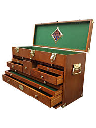 90 us pro tools wooden top tool box tool chest wood cabinet