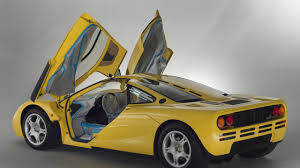 mclaren factory a factory condition mclaren f1 was just put on the market u2014 beam cars