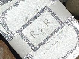 glitter wedding invitations glitter wedding invitation glitter bridal shower invitations