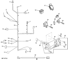john deere 110 wiring diagram