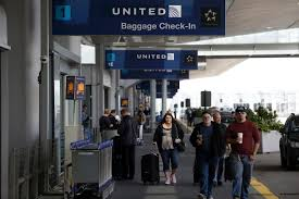 two chicago airport officers fired in united dragging case wsj