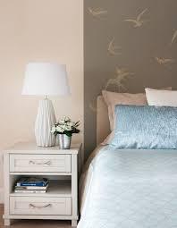 couleur papier peint chambre design interieur couleur chambre adulte papier peint oiseau vase