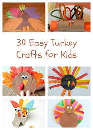 Easy Turkey Crafts For Kids - turkey crafts for preschoolers easy turkey crafts for kids