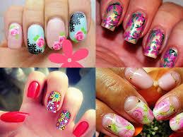 flower nail art trend 2015 nail splash