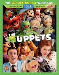the muppets wocka wocka value pack blu ray unboxing youtube
