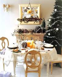 christmas decorations for the dinner table christmas dinner table decoration ideas pinterest brescullark com