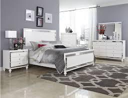 outstanding torino 6pc queen bedroom set modern contemporary