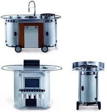 cuisine mobile professionnelle cuisine portable bongos du groupe emme une cuisine mobile