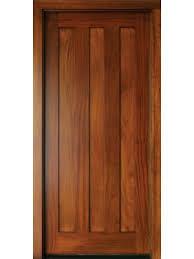 3 Panel Exterior Door Custom Doors Custom Doors