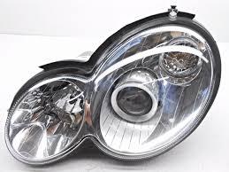 cpe class oem mercedes c class cpe left complete xenon hid headlight