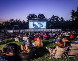 Sunset Cinema Botanic Gardens Top 10 Outdoor Cinemas In Melbourne Melbourne