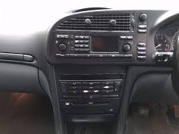 2002 saab 93 2 0 lt vector saloon petrol manual 5 seats mot black