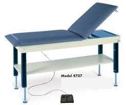 hausmann hand therapy table hausmann height adjustable hand therapy table model 4343