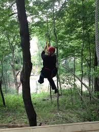 ziplining in la salle county