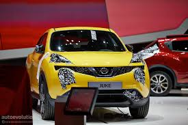 nissan crossover juke facelift gets 1 2l turbo completing refreshed nissan