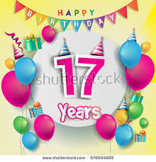 17th birthday stock images royalty free images u0026 vectors