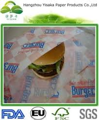 cheeseburger wrapping paper china wholesale burger wrapping paper china hamburger paper