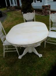 Shabby Chic Table by Bathroom Glamorous Shabby Chic Table And Chairs Dining Set For