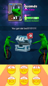 dat boi me the original dat boi meme creator on the app store