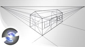 drawing a house in perspective u201d by sycra yasin u2022 blog website