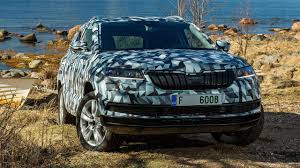 new skoda suv will be called karoq auto trader uk