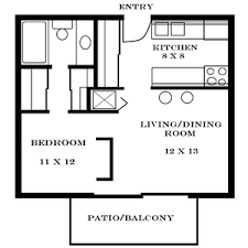 small apartment layout one bedroom apartment open floor plans small layouts modern house