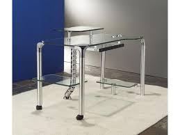 Leda Computer Desk 124 Best Glass Furniture Images On Pinterest Glass Furniture