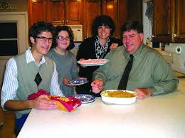 is a time to family traditions features