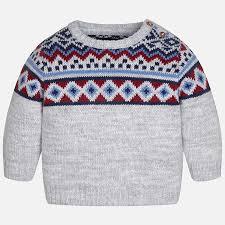 mayoral baby boy argyle sweater 2327