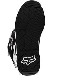 tcx motocross boots fox black 2018 comp 5 mx boot fox freestylextreme america