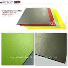 vibrant apple green solid color vinyl tile topjoyflooring