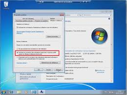activer connexion bureau à distance windows 7 guide pas à pas mise en œuvre de remotefx dans un environnement de