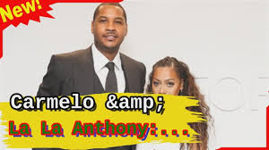carmelo u0026amp la la anthony why he thinks oklahoma city