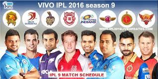 2016 ipl match list http ow ly 3zgnms kings xi panjab vs mumbai indians ipl live score