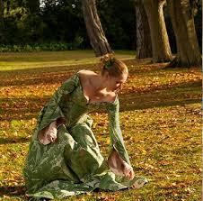 Medieval Wedding Dresses Uk Rossetti Pre Raphaelite Celtic And Medieval Style Wedding Dresses